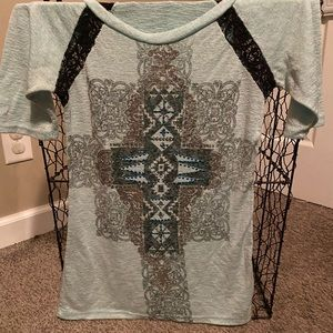 Angels and diamonds shirt